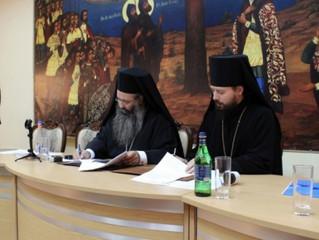 В рамках продолжающейся Международной конференции состоялся симпозиум «Россия и Греция: единство дух