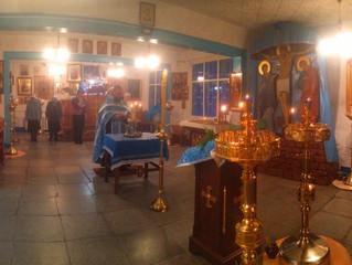 Введение во храм Пресвятой Богородицы: праздничные богослужения в селе Бархатово