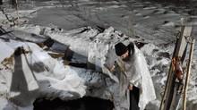 Настоятель Покровского храма совершил чин освящения вод в праздник Святого Богоявления
