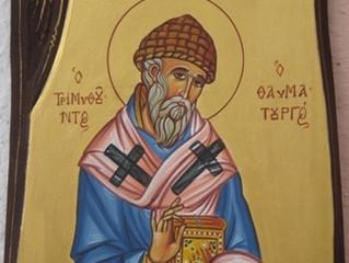 Богослужения в день памяти святителя Спиридона Тримифунтского