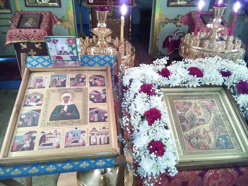 Светлый понедельник в Покровском храме