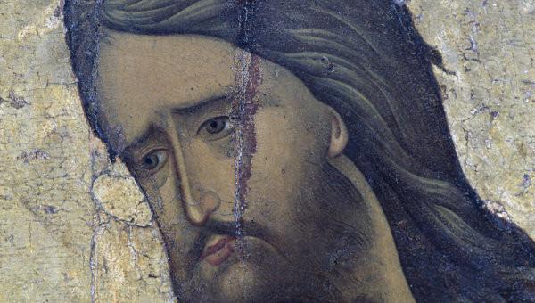 Святой Иоанн Предтеча. Икона