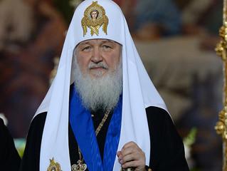 Слово Святейшего Патриарха Кирилла в Неделю ΧΧΙΙ по Пятидесятнице по окончании Литургии в кафедральн