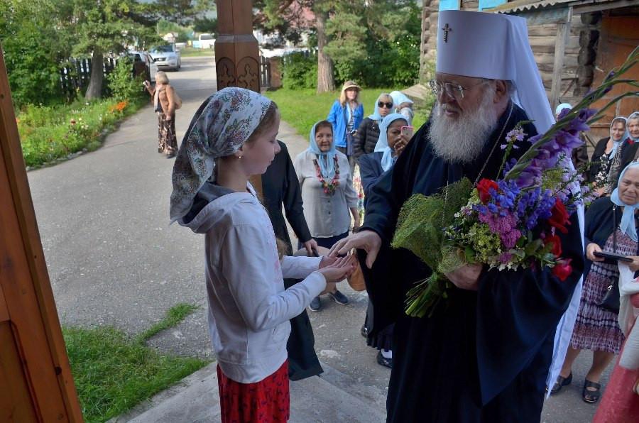Первоиерарх РПЦЗ в республике Горный Алтай