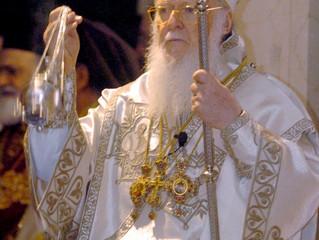 Патриарх Кирилл поздравил Предстоятеля Константинопольской Церкви с 25-летием со дня интронизации