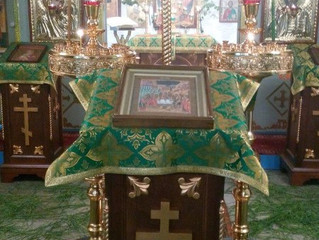 День рождения Христовой Церкви: богослужения Пятидесятницы в селе Бархатово