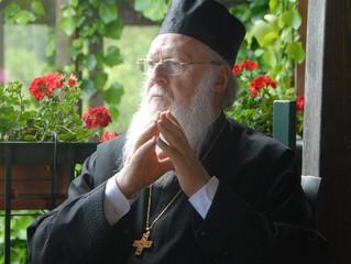Ради первенства чести: слово Святейшего Патриарха Варфоломея, архиепископа Константинополя, о начале