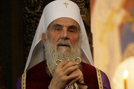 Сербский Патриарх Ириней