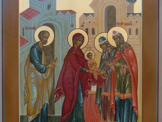 Обрезание Господне: воскресные богослужения в селе Бархатово