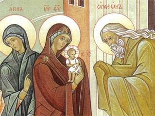 Жители села Бархатово и окрестных деревень торжественно отметили праздник Сретения Господня
