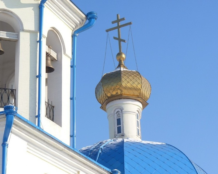 Введенский храм, Берёзовка