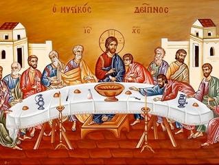 Дивное приобщение: богослужения Великого четверга в селе Бархатово