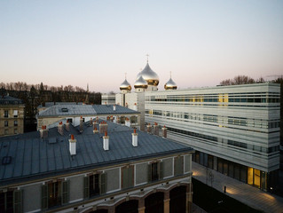 Начался Первосвятительский визит Патриарха Кирилла во Францию