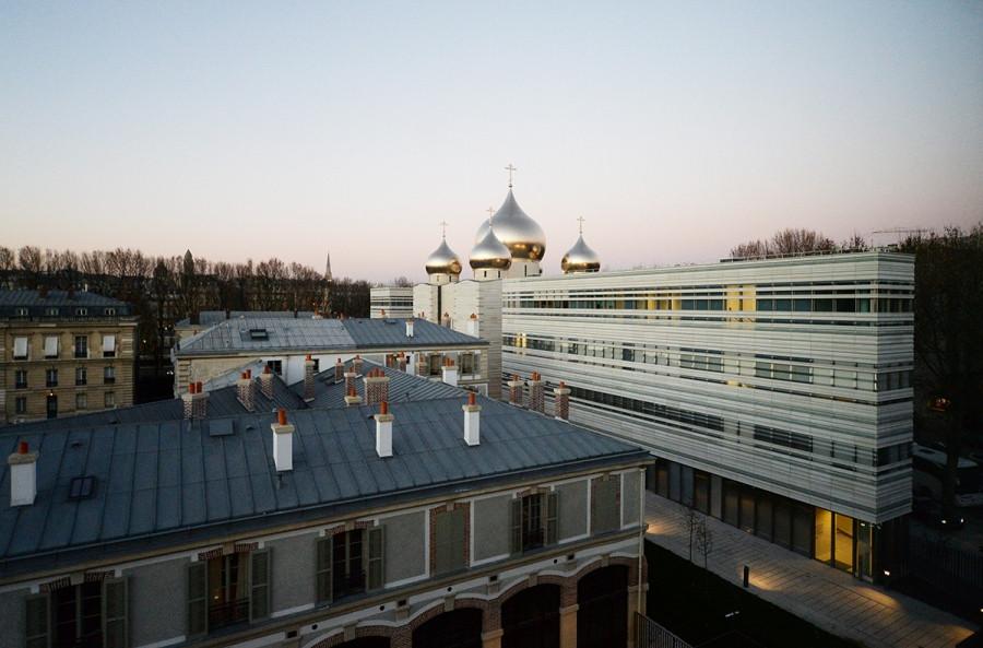 Православный духовно-культурный центр в Париже