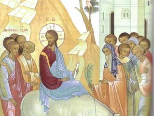 Вход Господень во Иерусалим: расстановка истинных приоритетов