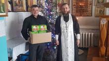 Настоятель Покровского храма в селе Бархатово посетил Центр социальной помощи семье и детям