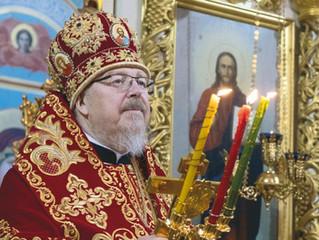 Пасхальное послание митрополита Красноярского и Ачинского Пантелеимона