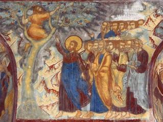 За воскресным богослужением прихожане Покровского храма вновь осмыслили внутреннее преображение Закх
