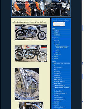 Pages from the best cafe racers in the w