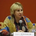 Nona Bobokhidze, Vice-Prezident