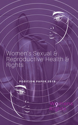 Womens Sexual & Reproductive Health & Rights