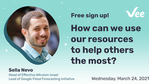 Webinar: Effective Altruism