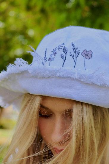 כובע טמבל | פרחים
