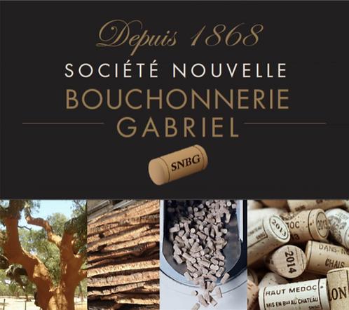 Bouchon 1+1 de la Bouchonnerie Gabriel