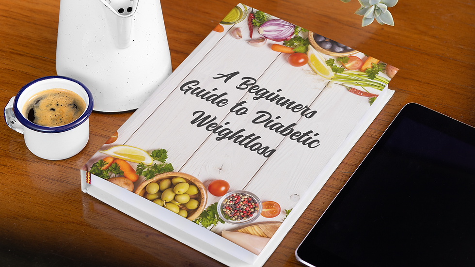 A beginners Guide to Diabetic Weightloss