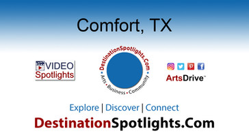 VIDEO | Visit: Comfort, TX