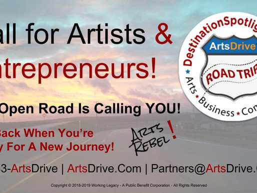 Call For Artists and Entrepreneurs