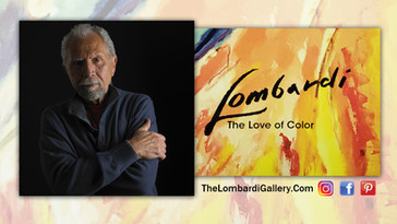 VIDEO | Robert Lombardi / The Love of Color