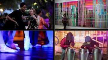 VIDEO | LUMINARIA | Annual Arts Festival