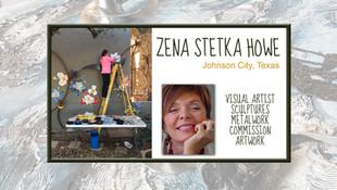 VIDEO | Zena Stetka Howe | Artist Story