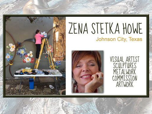 Zena Stetka Howe: Video Spotlight | Johnson City, TX