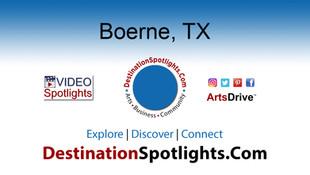 Visit: Boerne, Texas