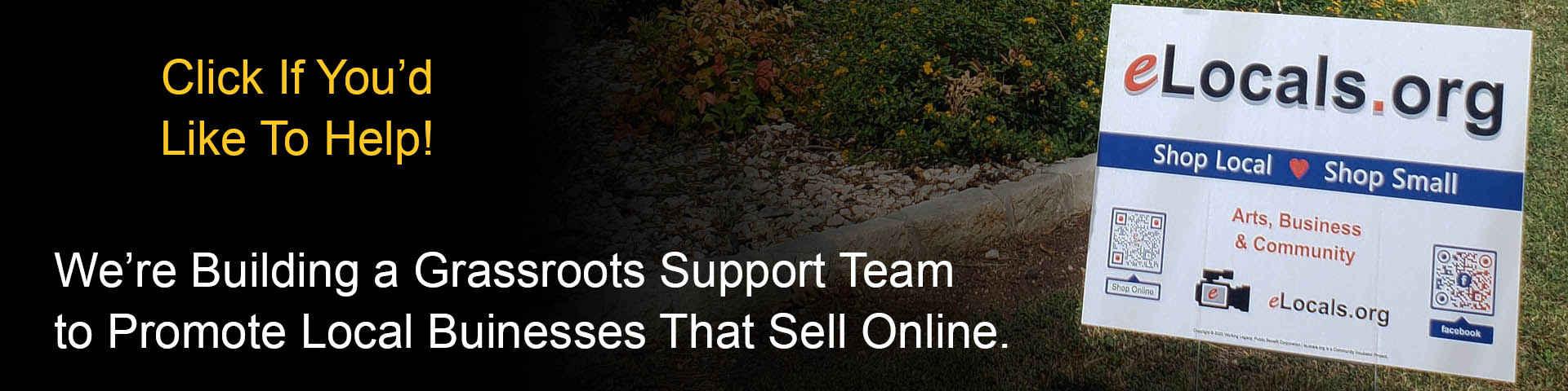 Grassroots Team eLocals