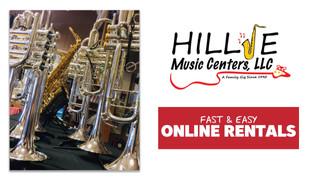 Hillje Music Centers