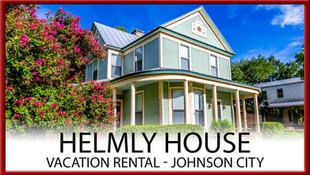The Helmly House | Johnson City