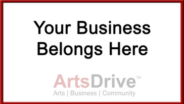 Reserved for ArtsDrive™ Partners