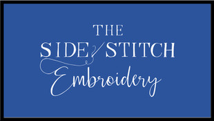 The Side Stitch Embroidery