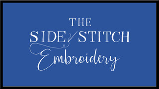 The Side Stitch Embroidery / Boerne, Texas