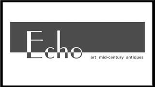 Johnson City, Texas / Echo Gallery