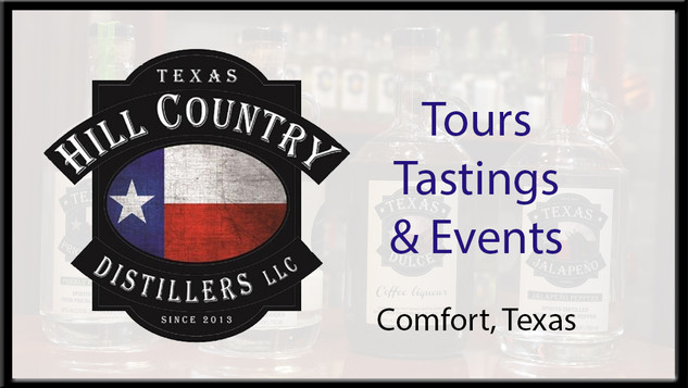Hill Country Distillers / Comfort TX