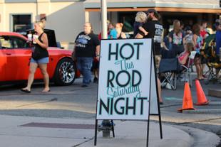 Hot Rod Night @ Soda Pops   Boerne, TX