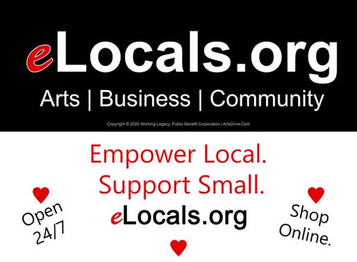 eLocals.org    A Grassroots Community Marketing Campaign
