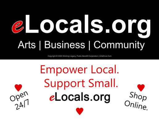 eLocals.org  | A Grassroots Community Marketing Campaign
