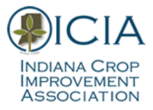 Indiana Crop Improvement Association log
