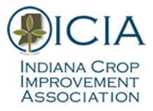 Indiana Crop Improvement Association log