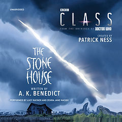 Voiceover for The Stone House Audiobook